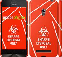 "Чехол на Asus Zenfone 5 biohazard 27 ""4843c-81-2448"""