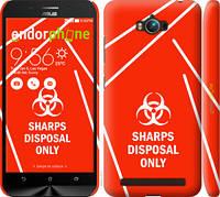 "Чехол на Asus ZenFone Max ZC550KL biohazard 27 ""4843c-271-2448"""