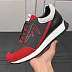 Черно-красные кроссовки Fendi, фото 4