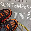 Оранжевые кроссовки Prada на массивной подошве, фото 3