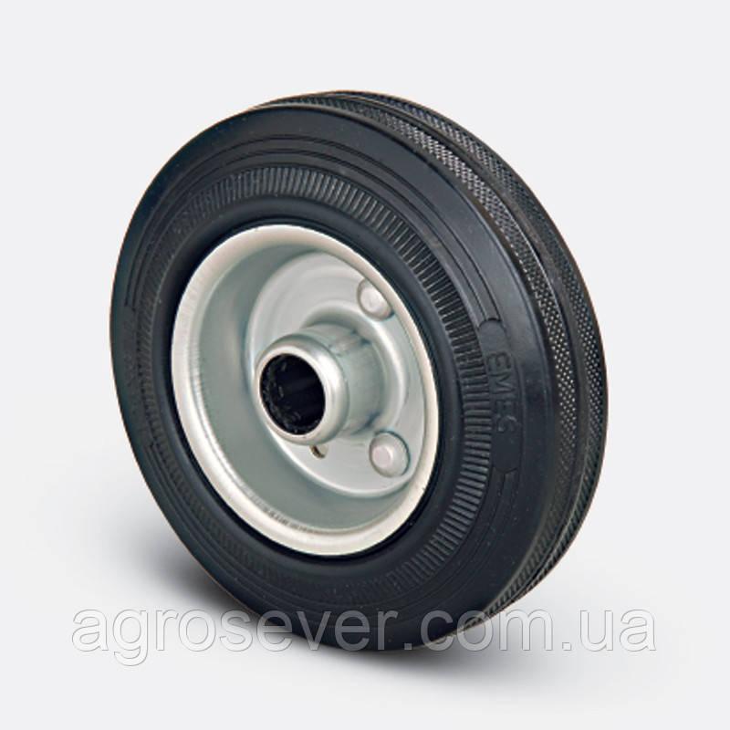 Колесо промислове Ø 160 мм на роликовому підшипнику