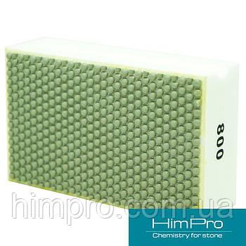 P800 Алмазные pad для ручной шлифовки и полировки мрамора, травертина, оникса, гранита, керамики, стекла