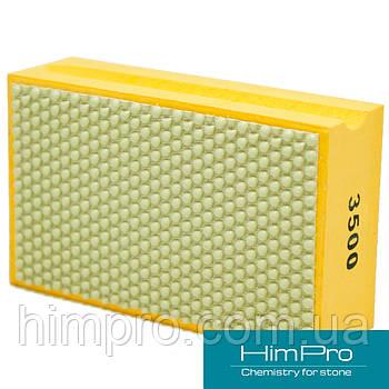 P3500 Алмазные pad для ручной шлифовки и полировки мрамора, травертина, оникса, гранита, керамики, стекла