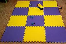 Напольное покрытие-пазлы в детскую (4 элемента), фото 2