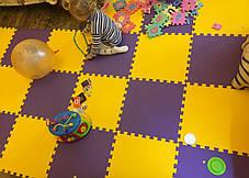 Напольное покрытие-пазлы в детскую (4 элемента), фото 3