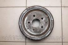 Тормозной барабан зад VW TRANSPORTER T2 T3 1979-1992 251609615 LPH2 251615