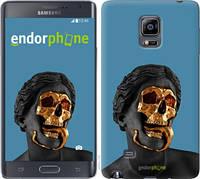 "Чехол на Samsung Note Edge SM-N915 Sculptures ""4845u-128-2448"""