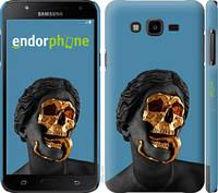 "Чехол на Samsung Galaxy J7 Neo J701F Sculptures ""4845c-1402-2448"""