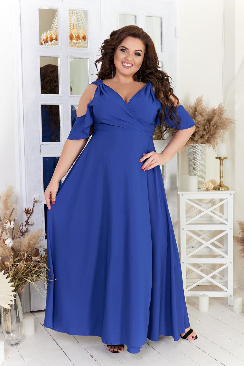Длинное платье 05186