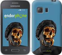 "Чехол на Samsung Galaxy Young 2 G130h Sculptures ""4845u-206-2448"""