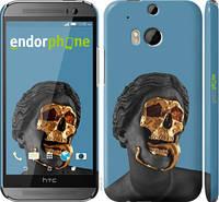 "Чехол на HTC One M8 Sculptures ""4845c-30-2448"""
