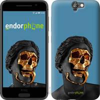 "Чехол на HTC One A9 Sculptures ""4845u-156-2448"""