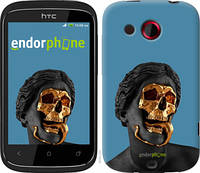 "Чехол на HTC Desire C A320e Sculptures ""4845u-225-2448"""