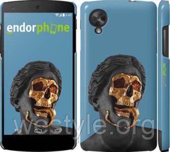 "Чехол на LG Nexus 5 Sculptures ""4845c-57-2448"""
