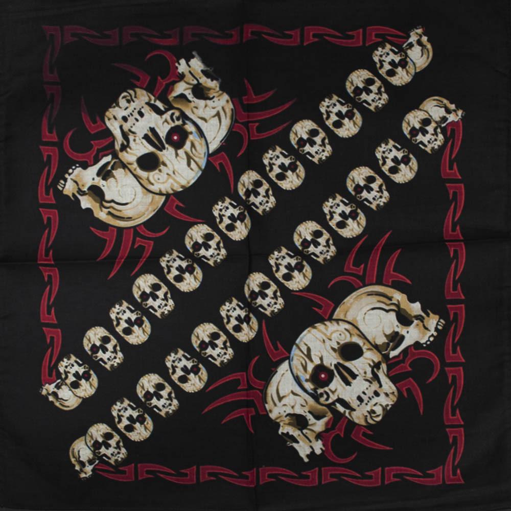 Бандана BAN-101 Skulls