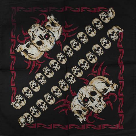 Бандана BAN-101 Skulls, фото 2