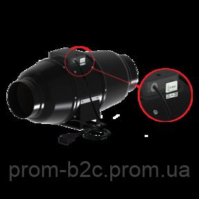 ВЕНТС ТТ Сайлент-М 125 - шумоизолированный вентилятор, фото 2