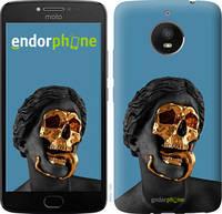 """Чехол на Motorola Moto E4 Plus Sculptures """"4845u-1000-2448"""""""