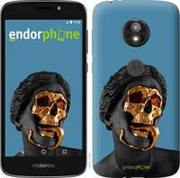 "Чехол на Motorola Moto E5 Play Sculptures ""4845u-1429-2448"""