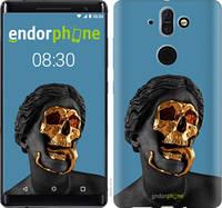 "Чехол на Nokia 8 Sirocco Sculptures ""4845u-1619-2448"""