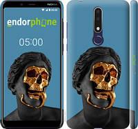 """Чехол на Nokia 3.1 Plus Sculptures """"4845c-1607-2448"""""""
