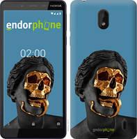 """Чехол на Nokia 1 Plus Sculptures """"4845u-1677-2448"""""""