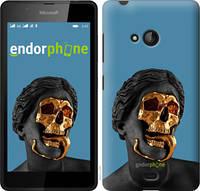 "Чехол на Microsoft Lumia 540 Dual SIM Sculptures ""4845u-246-2448"""