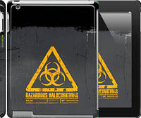 """Чехол на iPad 2/3/4 biohazard 28 """"4846c-25-2448"""""""