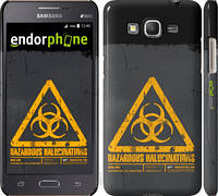 "Чехол на Samsung Galaxy Grand Prime G530H biohazard 28 ""4846c-74-2448"""