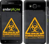 "Чехол на Samsung Galaxy J7 Neo J701F biohazard 28 ""4846c-1402-2448"""
