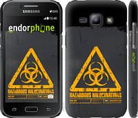 "Чехол на Samsung Galaxy J1 J100H biohazard 28 ""4846c-104-2448"""