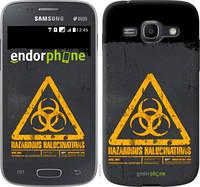 "Чехол на Samsung Galaxy Ace 3 Duos s7272 biohazard 28 ""4846u-33-2448"""