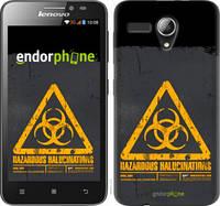 "Чехол на Lenovo A606 biohazard 28 ""4846u-231-2448"""