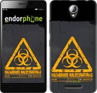 "Чехол на Lenovo A5000 biohazard 28 ""4846u-119-2448"""