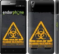 "Чехол на Lenovo A6000 biohazard 28 ""4846c-103-2448"""