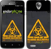 "Чехол на Lenovo S650 biohazard 28 ""4846u-195-2448"""