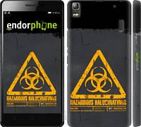 """Чехол на Lenovo K3 Note K50-T5 biohazard 28 """"4846c-141-2448"""""""
