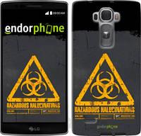 "Чехол на LG G Flex2 biohazard 28 ""4846u-287-2448"""
