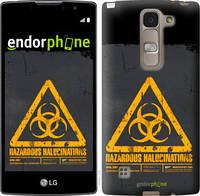 "Чехол на LG Spirit Dual H422 biohazard 28 ""4846u-245-2448"""