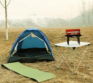 Палатка KingCamp Monodome 2(KT3016) (blue), фото 2