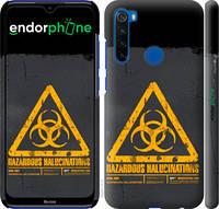 "Чехол на Xiaomi Redmi Note 8T biohazard 28 ""4846c-1818-2448"""