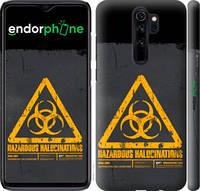 "Чехол на Xiaomi Redmi Note 8 Pro biohazard 28 ""4846c-1783-2448"""