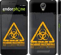 "Чехол на Xiaomi Redmi Note 2 biohazard 28 ""4846c-96-2448"""