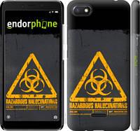"Чехол на Xiaomi Redmi 6A biohazard 28 ""4846c-1531-2448"""