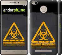 "Чехол на Xiaomi Redmi 3 Pro biohazard 28 ""4846c-341-2448"""