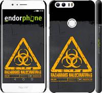 """Чехол на Huawei Honor 8 biohazard 28 """"4846c-351-2448"""""""