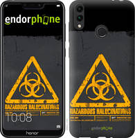 "Чехол на Huawei Honor 8C biohazard 28 ""4846u-1590-2448"""