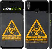 "Чехол на Huawei Honor 8X biohazard 28 ""4846c-1596-2448"""