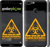 """Чехол на Huawei Honor 9 Lite biohazard 28 """"4846c-1359-2448"""""""