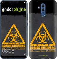 """Чехол на Huawei Mate 20 Lite biohazard 28 """"4846u-1575-2448"""""""